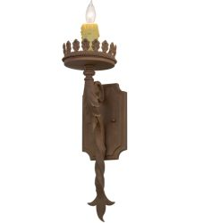 """6""""W Nordic Wall Sconce"""