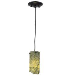 """3.5""""W Cilindro Jadestone Mini Pendant"""