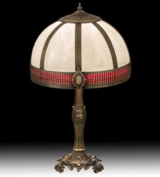 "27""H Gothic Table Lamp"
