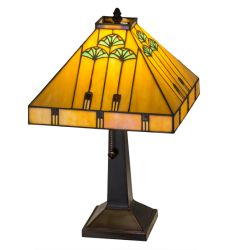 "16.5""H Ginkgo Table Lamp"