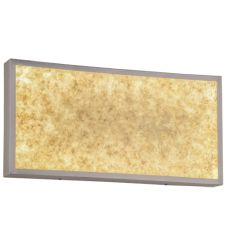 """24""""W Brume Wall Sconce"""