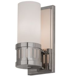 """4""""W Cilindro Chisolm Passage Wall Sconce"""