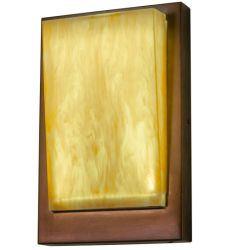 """12""""W Manitowac Dimmable Led Wall Sconce"""