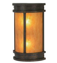 """10""""W Wyant Pocket Lantern Wall Sconce"""