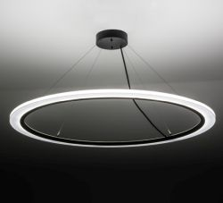 """60""""W Anillo Dimmable Led Pendant"""