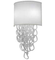 """15""""W Lucy Led Wall Sconce"""