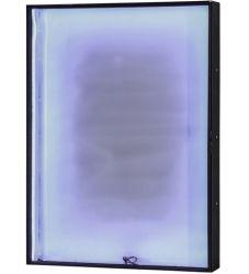 "30""W Mahogany Bronze 5000K Pure White Led Backlit Display"