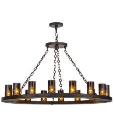 """48""""W Loxley 16 Lt Chandelier"""