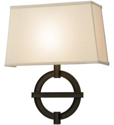 """14.5""""W Equatore Wall Sconce"""