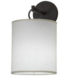 """8""""W Cilindro Campbell Wall Sconce"""