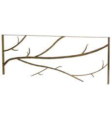 "90""L X 30""H Branches Handrail"