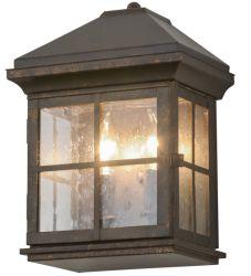 "8""W Myles Lantern Wall Sconce"