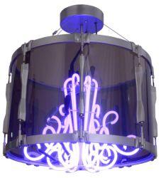 """26""""W Purple Haze Pendant"""