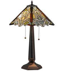 "24.5""H Glasgow Bungalow Table Lamp"