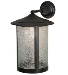 """12""""W Fulton Prime Solid Mount Wall Sconce"""