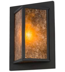 """11""""W Wedge Wall Sconce"""