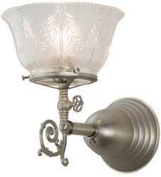 """7.5""""W Revival Summer Wheat Wall Sconce"""