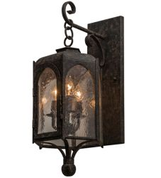 "10""W Jonquil Wall Sconce"