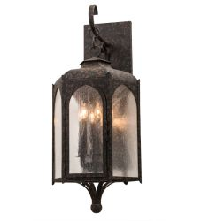 """15""""W Jonquil Wall Sconce"""