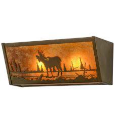 """16""""W Moose Creek Vanity Light"""