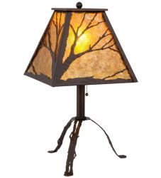 """25""""H Branches Table Lamp"""
