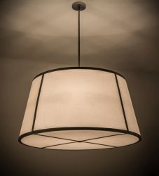 """48""""W Cilindro Tapered Pendant"""