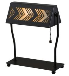 "13""H Aulani Banker'S Lamp"