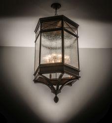 "36""W Newquay Hanging Lantern Pendant"