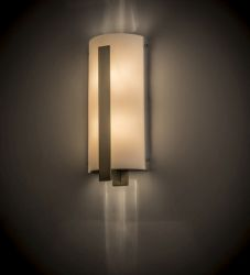 "8""W Cilindro Tower Wall Sconce"