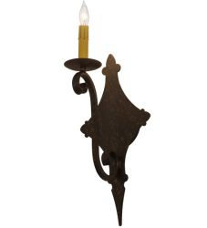"8""W Angelique Wall Sconce"