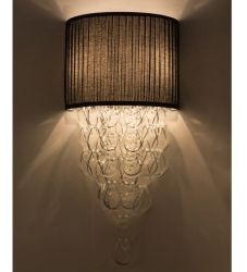 """15""""W Lucy Wall Sconce"""