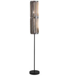 """70""""H Ausband Turbine Floor Lamp"""