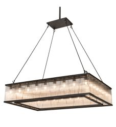 "60""L Marquee Oblong Pendant"