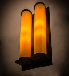 """18""""W Legacy House 2 Lt Wall Sconce"""
