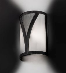 "8""W Stiletto Wall Sconce"