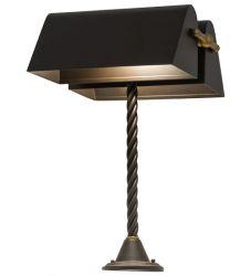 "21""H Belmont Banker'S Lamp"