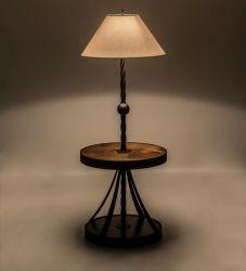 """58""""H Achse Floor Lamp"""