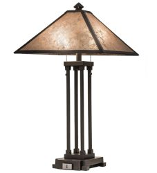 """28""""H Van Erp Table Lamp"""