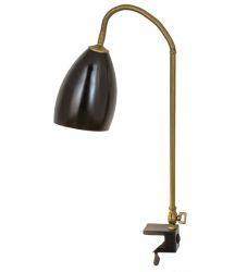 """5-17""""W Sofisticato Swing Arm Desk Lamp"""