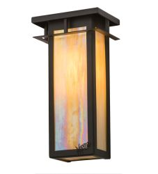 "6""W Portico Mission Wall Sconce"