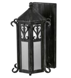 """9""""W Caprice Wall Sconce"""