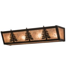"22""W Tall Pines Vanity Light"