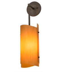 "6""W Vortex Wall Sconce"