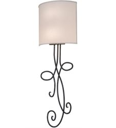 """12""""W Volta Wall Sconce"""