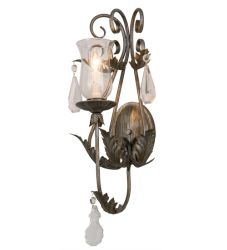"""12""""W French Elegance Wall Sconce"""