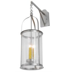 """12""""W Cilindro Campbell Hanging Wall Sconce"""