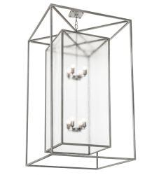 """36""""Sq Kitzi Box Pendant"""