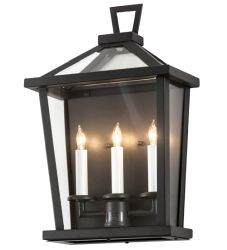 """12.5""""W Kitzi Tapered Wall Sconce"""