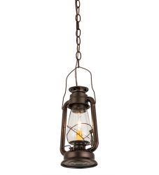 "7""W Miner'S Lantern Mini Pendant"