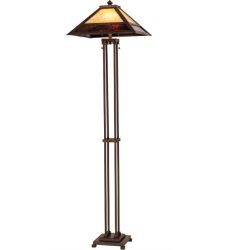 "62.5"" Mission Prime Floor Lamp"